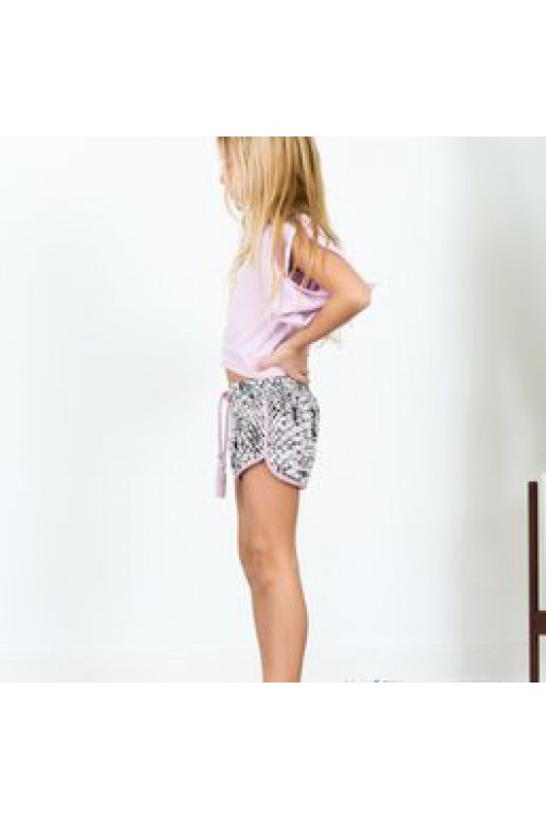 My Tribe Short in Pink
