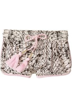 Bowie X James My Tribe Short in Pink