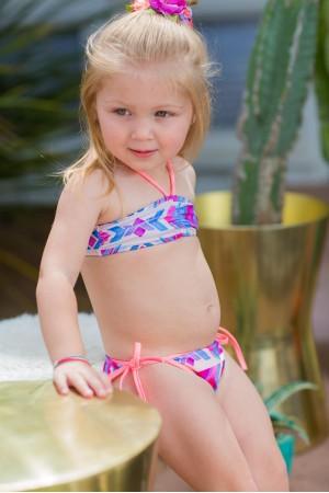 Bowie X James Endless Summer Reversible Bikini