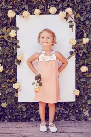 Lil' Lemons Willa Jean Tank Dress