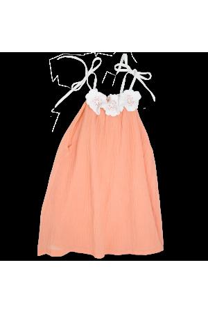 Lil' Lemons Willa Jean Tank Dress